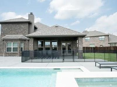 Forney Single Family Home Active Option Contract: 1006 Finsbury Park