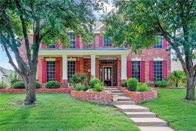 Coppell Single Family Home For Sale: 691 Hollow Circle
