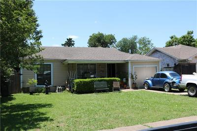 Dallas, Fort Worth, Longview Single Family Home For Sale: 8419 Craighill Avenue