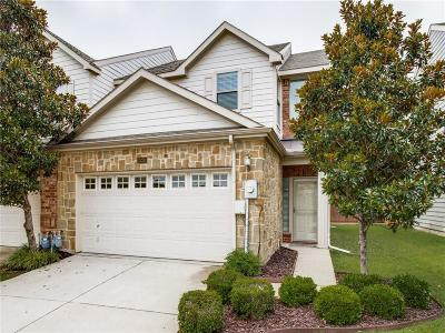 Plano Townhouse For Sale: 2220 Fletcher Trail