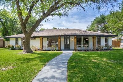 Desoto Single Family Home Active Option Contract: 214 Shockley Avenue