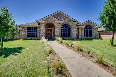Mesquite Single Family Home For Sale: 2617 Buck Drive