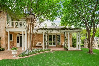Fort Worth Single Family Home For Sale: 900 Alta Drive