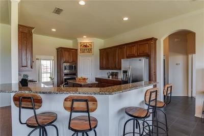 Waxahachie Single Family Home Active Option Contract: 116 Windsor Circle
