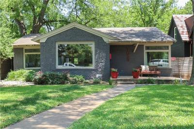 Single Family Home Active Contingent: 1038 N Winnetka Avenue