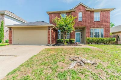 Fort Worth Single Family Home For Sale: 3116 Forest Creek Drive