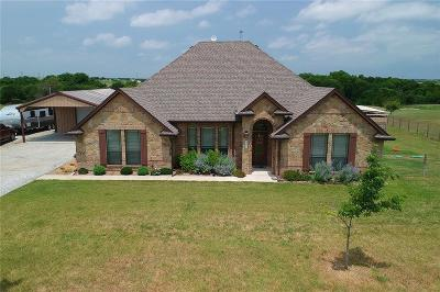 Wise County Single Family Home For Sale: 886 County Road 2425