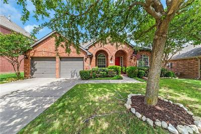 Keller Single Family Home For Sale: 1110 Whispering Oaks Drive