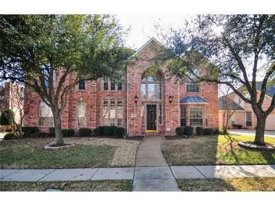 Dallas County Single Family Home For Sale: 622 Fairway Lakes Drive