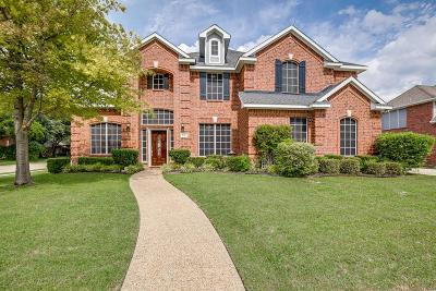 Rowlett Single Family Home For Sale: 2514 Dove Creek Drive