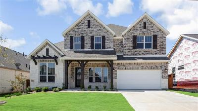 McKinney Single Family Home For Sale: 7601 Fossil Creek Trail
