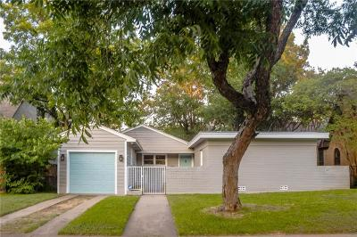 Fort Worth Single Family Home For Sale: 2567 Waits Avenue