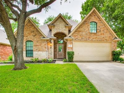 Grapevine Single Family Home For Sale: 402 Turner Road