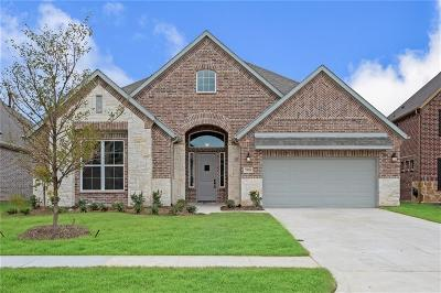 McKinney TX Single Family Home For Sale: $382,000