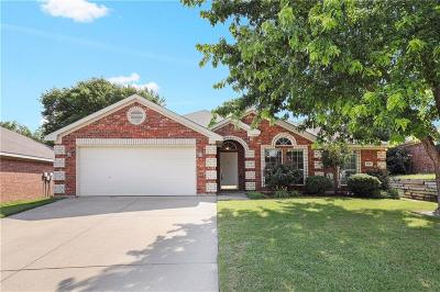 Fort Worth Single Family Home For Sale: 5724 Cutler Lane