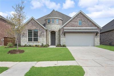 McKinney Single Family Home For Sale: 7900 Krause Springs Drive