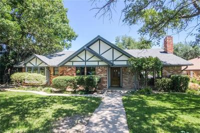 Fort Worth Single Family Home For Sale: 4420 Foxfire Way
