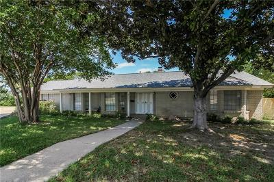 Fort Worth Single Family Home For Sale: 4501 Raintree Court