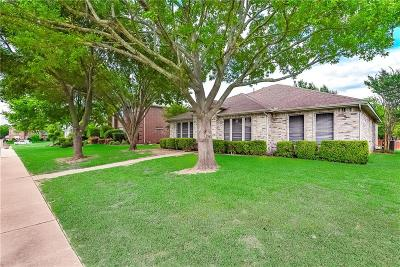 Desoto Single Family Home Active Option Contract: 168 Longleaf Circle