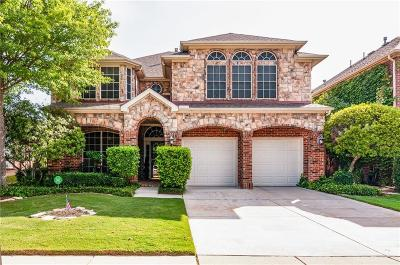 Tarrant County Single Family Home For Sale: 4141 Shores Court
