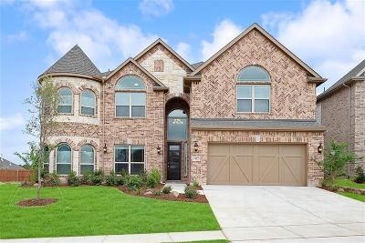 McKinney Single Family Home For Sale: 1412 Baynes Drive