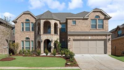 McKinney Single Family Home For Sale: 1209 Hoyt Drive