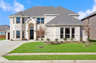Collin County Single Family Home For Sale: 4421 Mineral Creek Trail