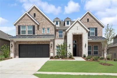 McKinney Single Family Home For Sale: 1405 Baynes Drive
