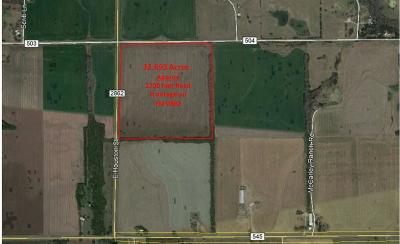 Collin County Farm & Ranch For Sale: 0000 2862 Highway
