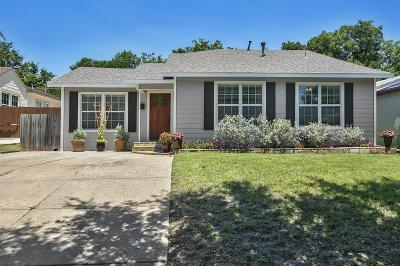 Arlington Heights Single Family Home For Sale: 3916 Dexter Avenue