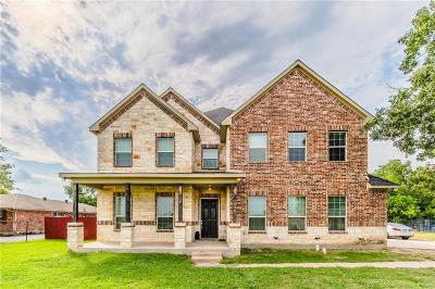 Dallas County Single Family Home For Sale: 3321 Castle Drive