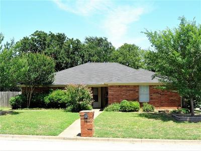 North Richland Hills Residential Lease For Lease: 7700 Red Oak Street