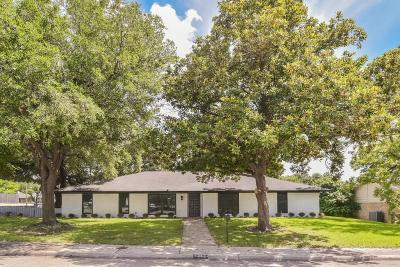 Dallas Single Family Home For Sale: 4236 High Summit Drive