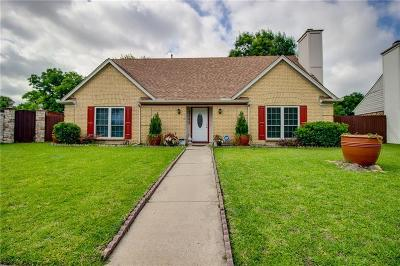 Garland Single Family Home For Sale: 1142 Sicily Drive