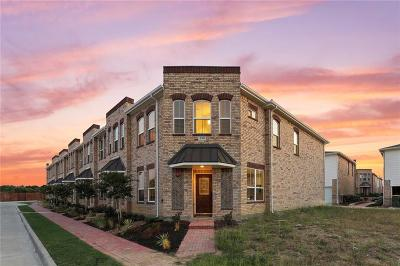 Lewisville Townhouse For Sale: 218 Emma Drive