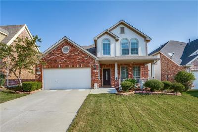 Collin County Single Family Home For Sale: 5312 Ridgepass Lane