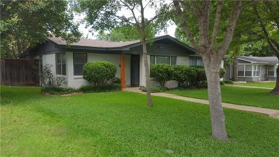 Fort Worth TX Single Family Home For Sale: $184,900