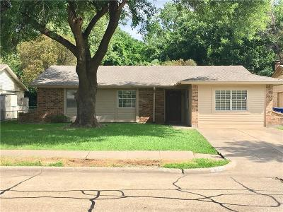 Garland Single Family Home For Sale: 1533 Nueces Drive