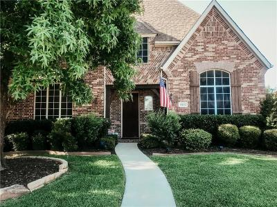Denton County Single Family Home For Sale: 4132 Guadalupe Lane