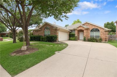 Rockwall Single Family Home For Sale: 832 Bear Branch Court