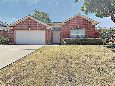 Haltom City Residential Lease For Lease: 5705 Frio Drive