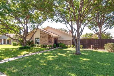 Richardson Single Family Home For Sale: 1412 Blake Drive