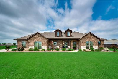 Caddo Mills Single Family Home Active Option Contract: 4085 Hackberry Circle