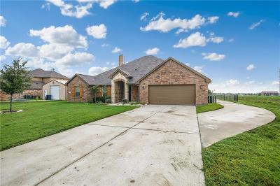 Farmersville Single Family Home For Sale: 3241 Gunsmoke Drive