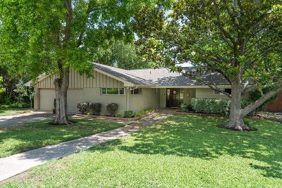 Fort Worth Single Family Home For Sale: 1605 Saxony Road