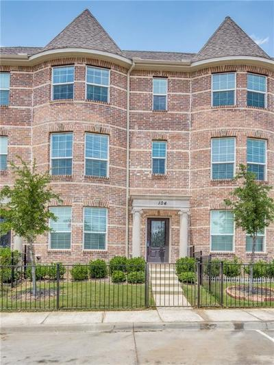 Lewisville Condo For Sale: 2500 Rockbrook Drive #7C104