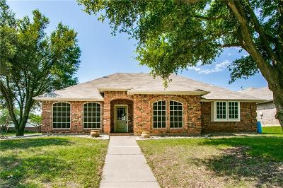 Denton Single Family Home For Sale: 2617 Bauer Drive
