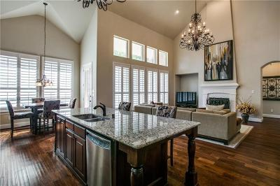 Allen TX Single Family Home For Sale: $589,999