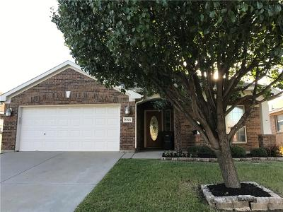 Fort Worth Residential Lease For Lease: 8921 Weller Lane