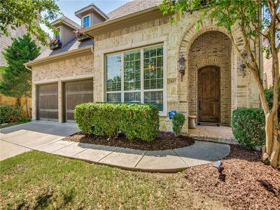 Denton County Single Family Home For Sale: 3047 Mitchell Way